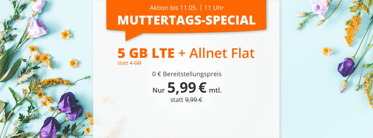 MUTTERTAGS-SPECIAL